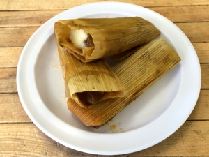 Cheese Tamale Photo